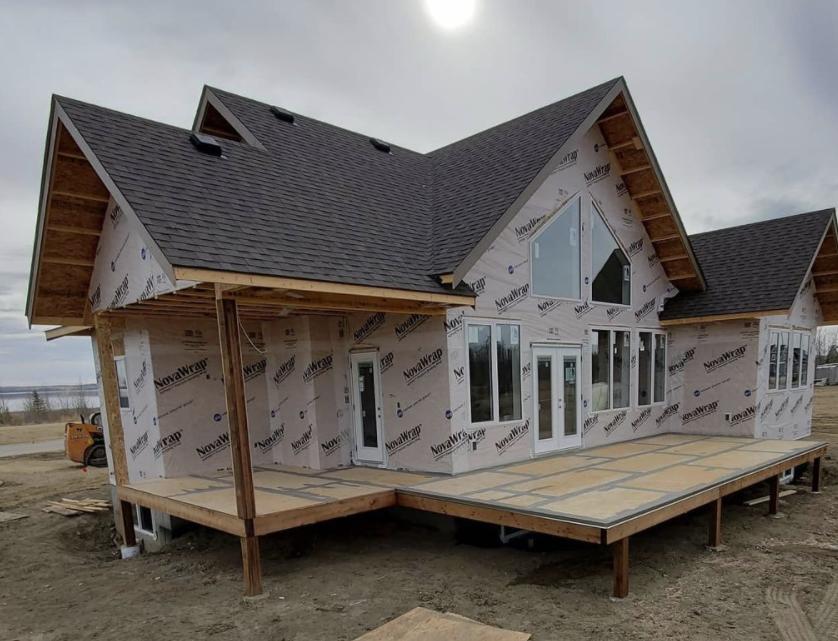 New Deck Builders in Red Deer